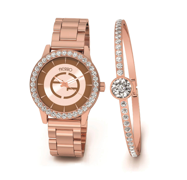 Image sur Florence Watch and Bangle Set